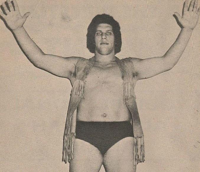 Andre w roku 1970 /Wikimedia Commons /domena publiczna