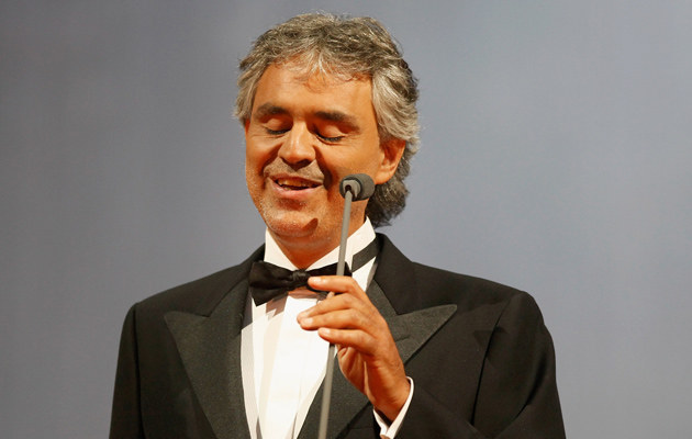 Andrea Bocelli, fot.Michelly Rall   /Getty Images/Flash Press Media