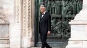 Andrea Bocelli: Koncert w Polsce przełożony na 2021 r.