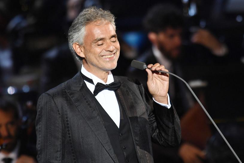 Andrea Bocelli /Francesco Prandoni  /Getty Images