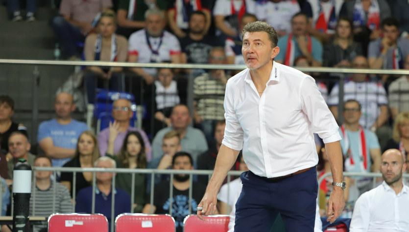 Andrea Gardini chciałby zostać selekcjonerem siatkarskiej reprezentacji Polski