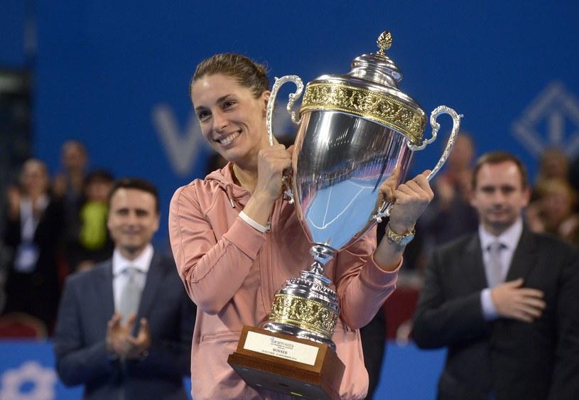 Andrea Petkovic /AFP
