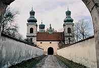 Andrea Spezza, klasztor Kamedułów na Bielanach, Kraków /Encyklopedia Internautica