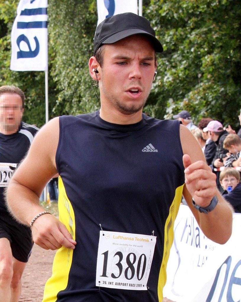 Andreas Lubitz, zdjęcie z 2009 roku /AFP