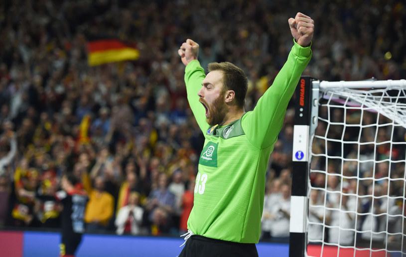 Andreas Wolff, nowy kapitan PGE Vive Kielce /AFP