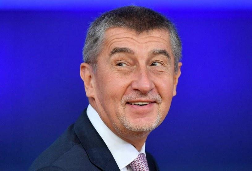 Andrej Babisz, premier czeskiego rządu /AFP