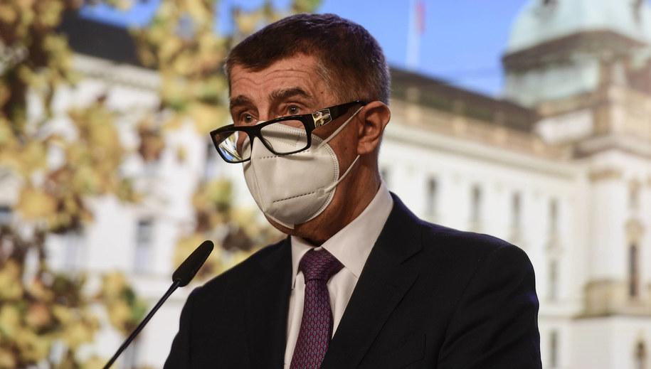 Andrej Babisz /Roman Vondrous    /PAP/EPA