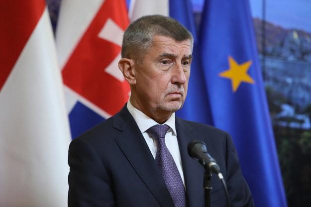 Andrej Babisz / Leszek Szymański    /PAP