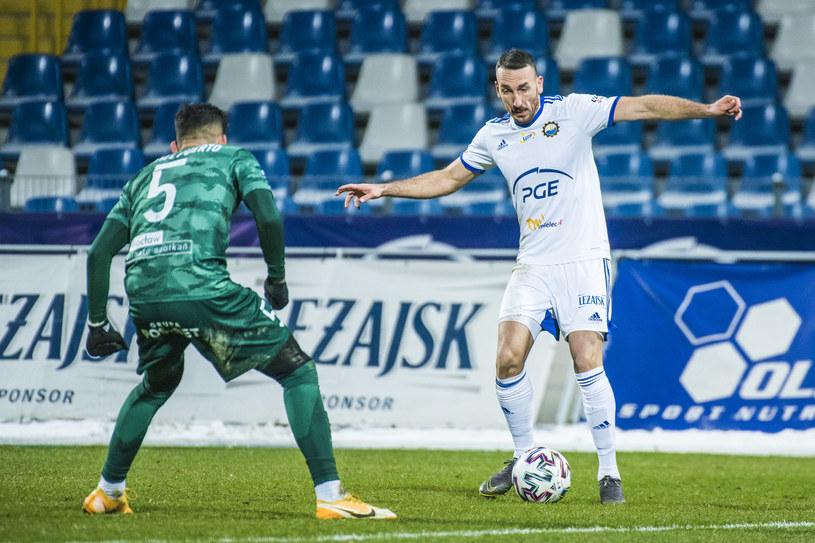 Andreja Prokić (w białej koszulce) /KAROL SLOMKA / 400mm.pl / NEWSPIX.PL /Newspix