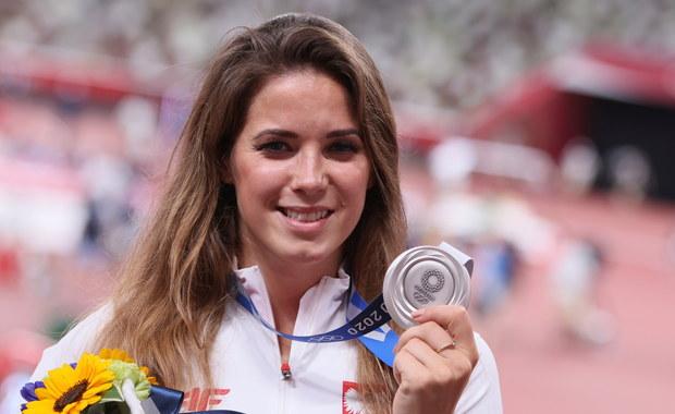 Andrejczyk odebrała srebrny medal olimpijski