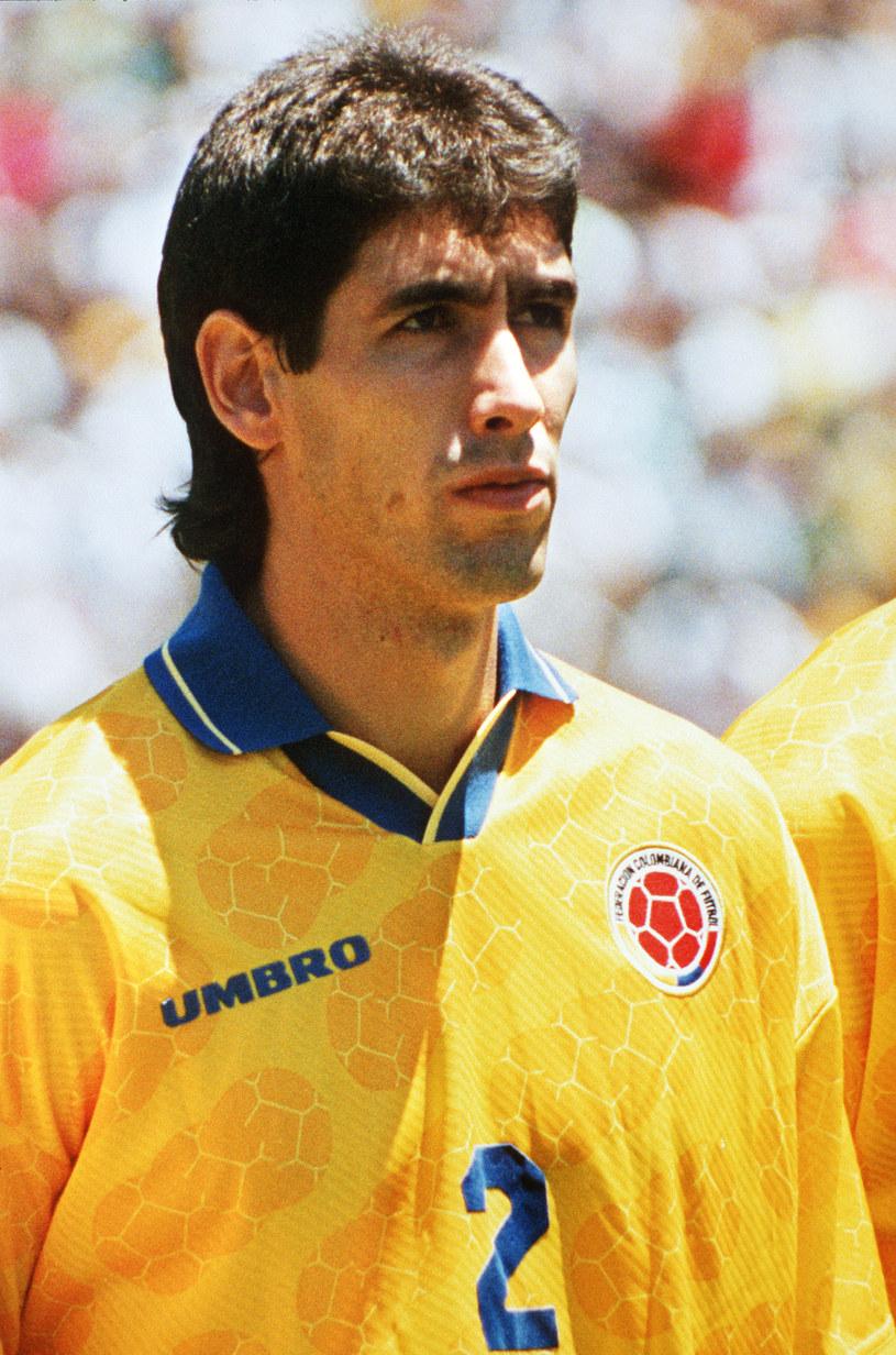 Andres Escobar został zamordowany 20 lat temu /AFP