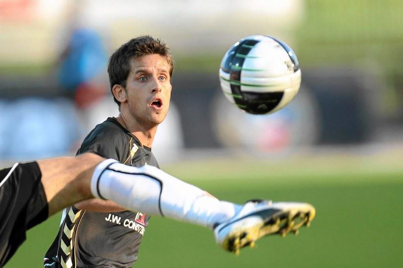 Andreu przed transferem do Polonii występował w rezerwach Barcelony, Malagi, a także w pierwszym zespole Sportingu Gijon /Bartosz Bobkowski /