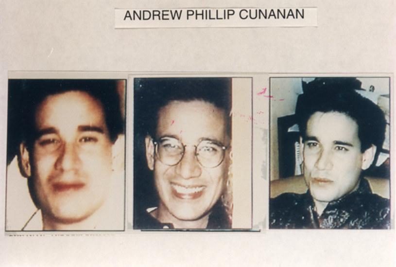 Andrew Cunanan na zdjęciach z akt FBI /domena publiczna