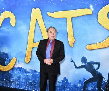 """Andrew Lloyd Webber uważa ekranizację """"Kotów"""" za niedorzeczną"""