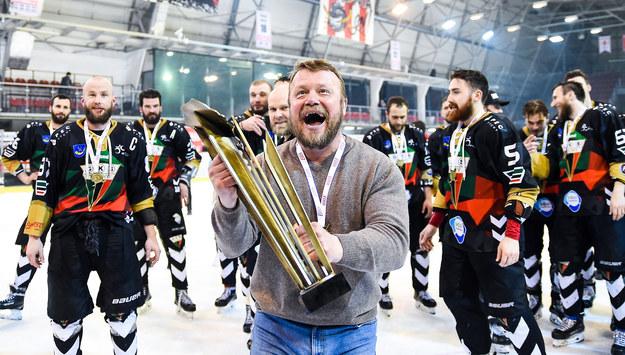 Andriej Gusow /Łukasz Sobala, GKS Tychy /Materiały prasowe
