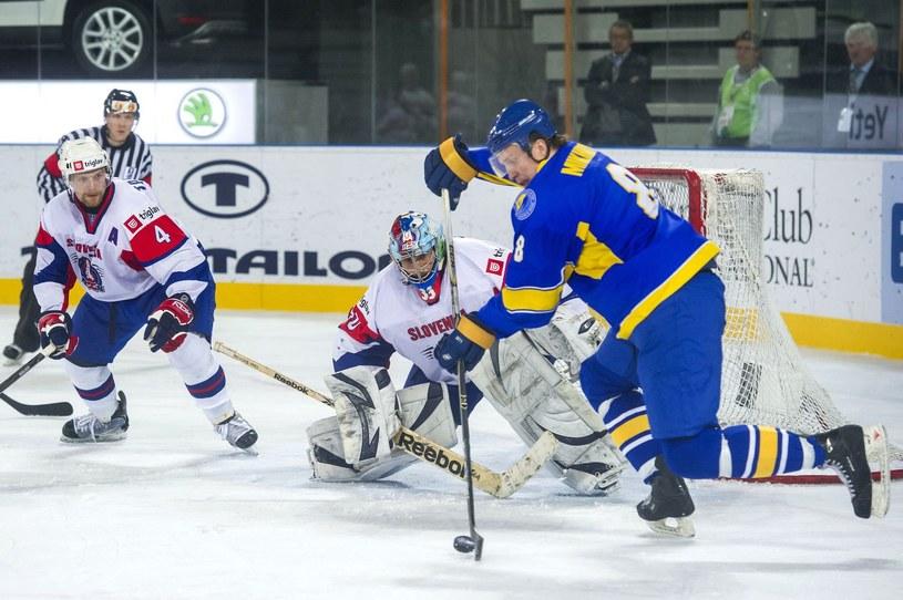 Andriej Michnow w barwach reprezentacji Ukrainy /AFP