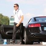 Andrij Szewczenko rozbił swoje sportowe auto