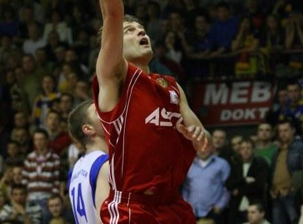 Andrius Giedraitis/fot. Sebastian Borowski /Agencja Przegląd Sportowy
