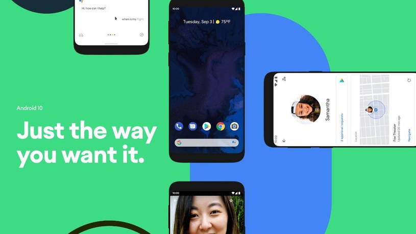 Android 10 z dobrymi statystykami /materiały prasowe