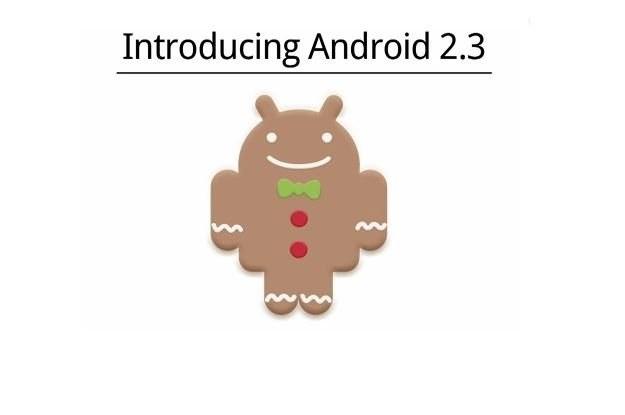 """Android 2.3, czyli """"pierniczek"""" /materiały prasowe"""
