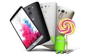 Android 5.0 Lollipop w Polsce - aktualizacja LG G3