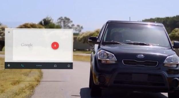 Android Auto - system Android pojawi się w samochodach /materiały prasowe