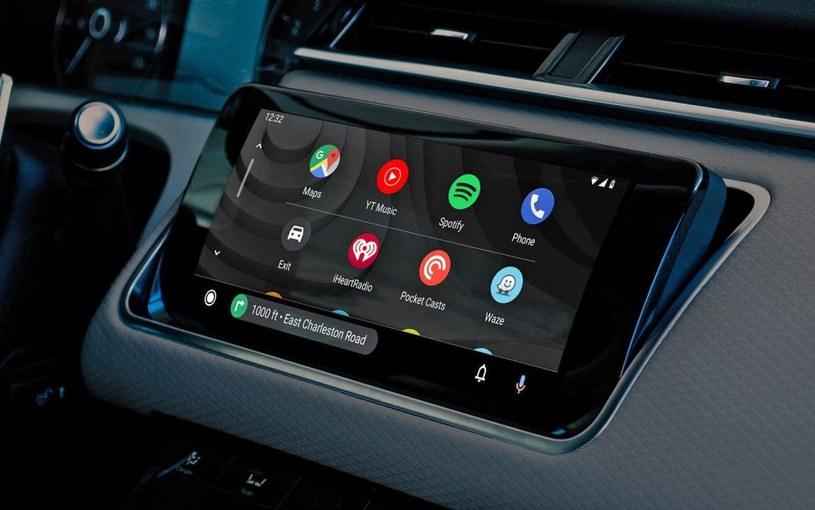 Android Auto /materiały prasowe