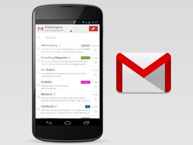 Android głupieje po ostatniej aktualizacji Gmaila? /materiały prasowe