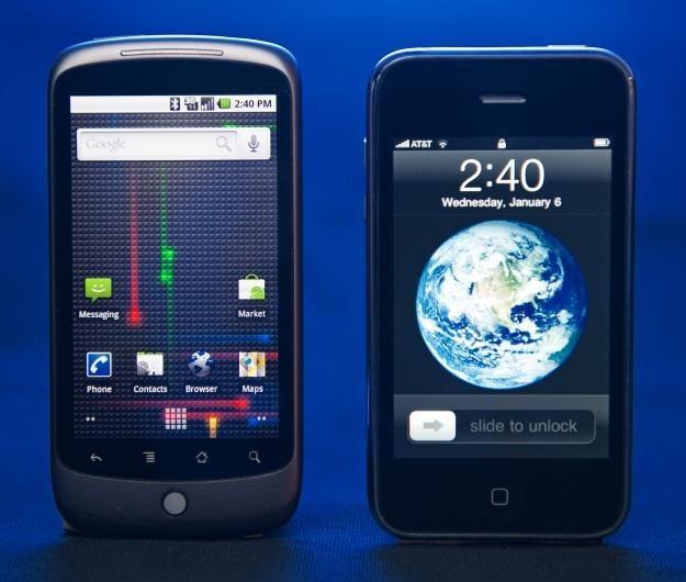 Android i iOS nie dają szans rywalom /AFP