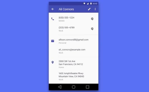 Android L /materiały prasowe