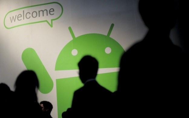 Android nadal znajduje się na celowniku cyberprzestępców /AFP