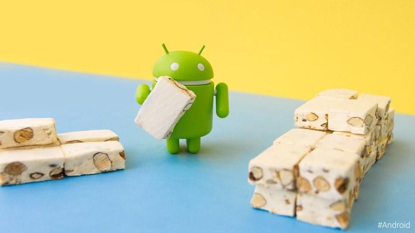 Android Nougat zadebiutował na pierwszych mobilnych urządzeniach /materiały prasowe