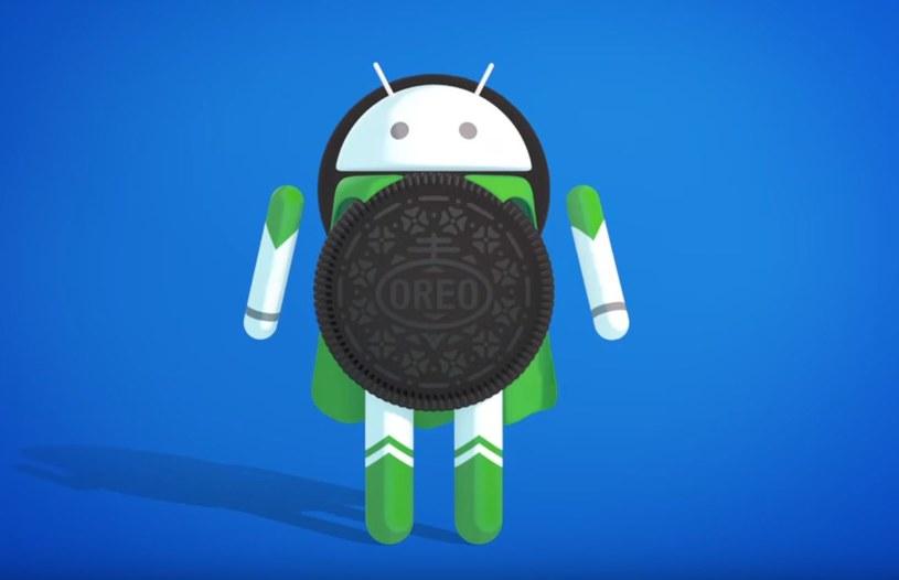Android Oreo to oficjalna nazwa Androida 8.0 /materiały prasowe