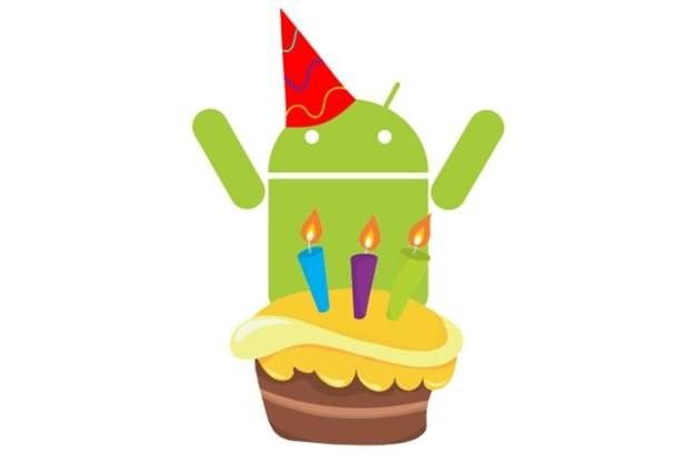 Android - to już 3 lata /Komórkomania.pl