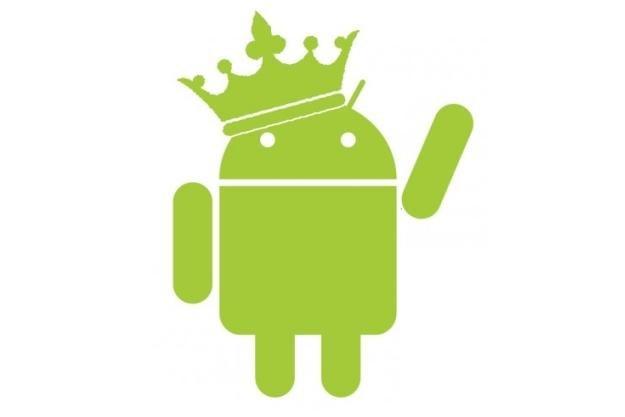 Android to prawdziwy król rynku smartfonów /Komórkomania.pl