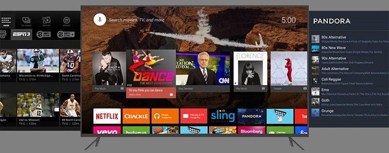 Android TV /materiały prasowe