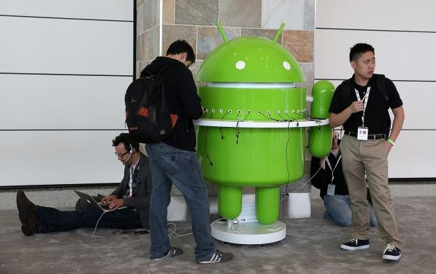 Android /AFP