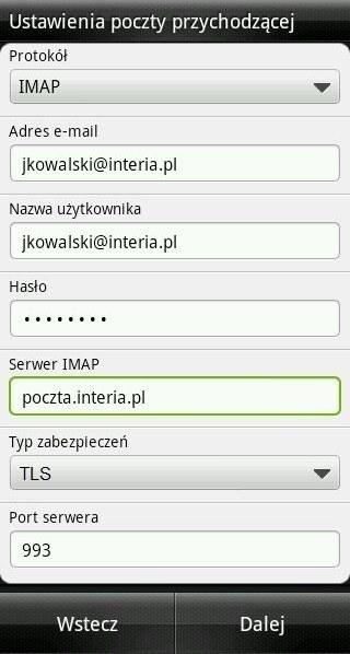 Android /Marcin Blecharz /INTERIA.PL