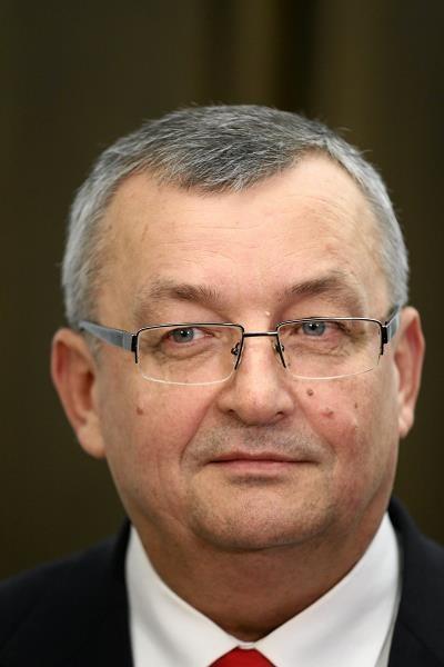 Andrzej Adamczyk, minister infrastruktury. Fot. Adam Stępień /AGENCJA GAZETA