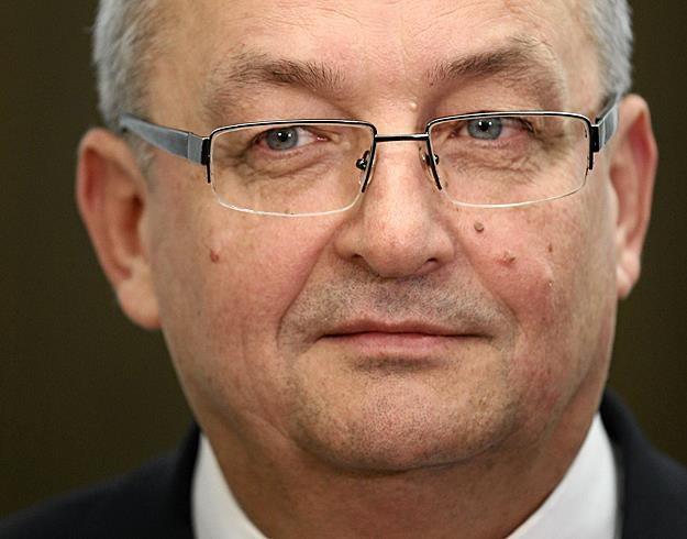 Andrzej Adamczyk, minister infrastruktury /AGENCJA GAZETA