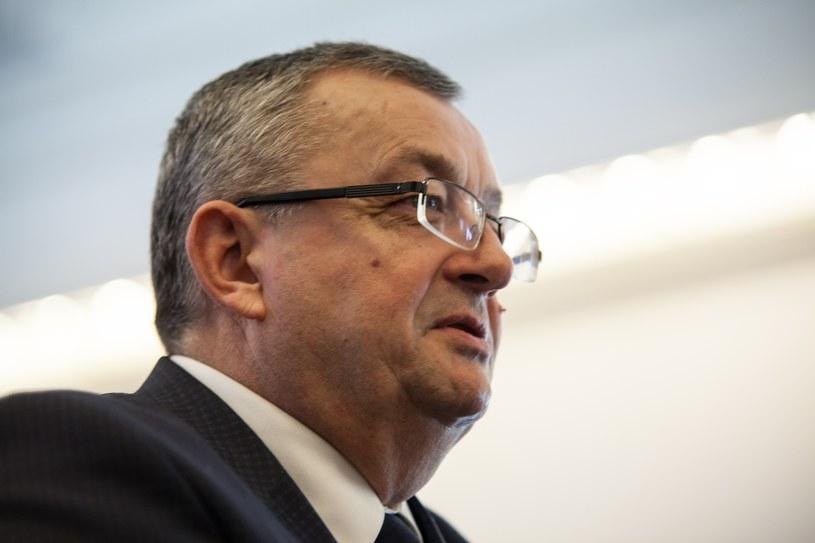 Andrzej Adamczyk zostanie zdymisjonowany? /Aleksandra Szmigiel Wiśniewska /Reporter