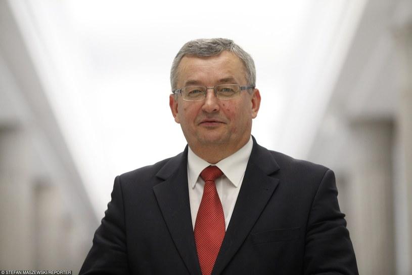 Andrzej Adamczyk / Stefan Maszewski  /Reporter