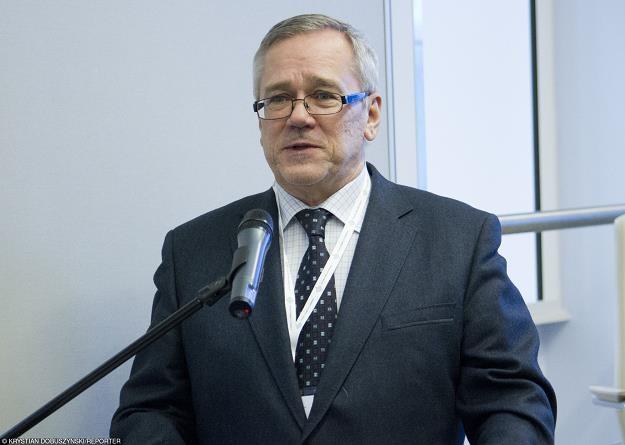 Andrzej Arendarski, prezes Krajowej Izby Gospodarczej. Fot. Krystian Dobuszyński /Reporter