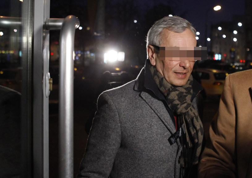 Andrzej B. /Stefan Maszewski /Reporter