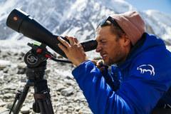 Andrzej Bargiel atakuje szczyt K2