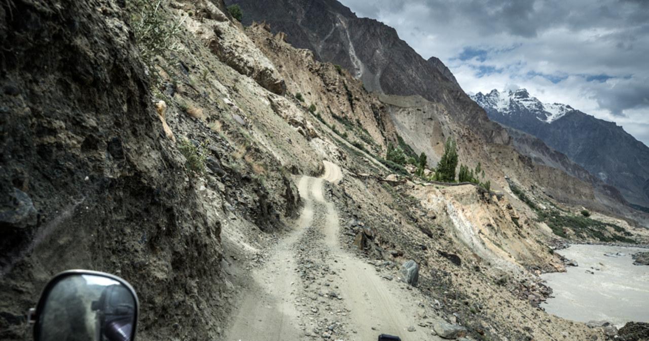Andrzej Bargiel coraz bliżej bazy pod K2