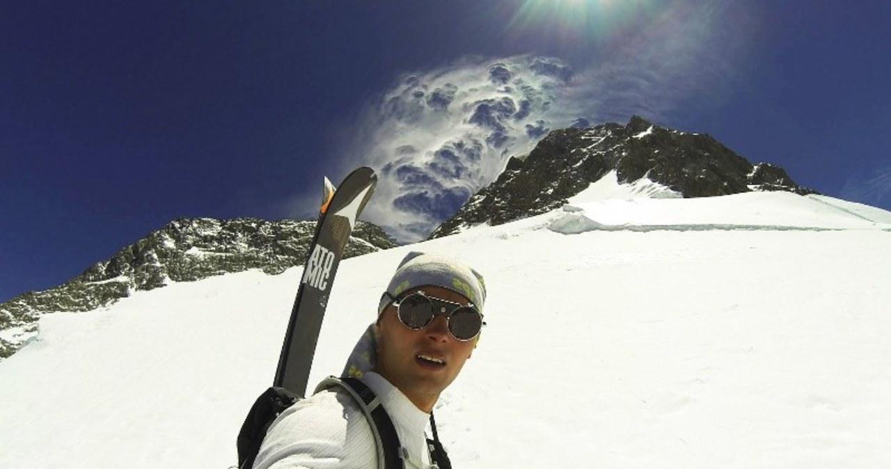 Andrzej Bargiel pod Broad Peakiem. Wyjście aklimatyzacyjne