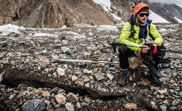 Andrzej Bargiel ponownie rusza na K2! Chce jako pierwszy zjechać na nartach ze szczytu