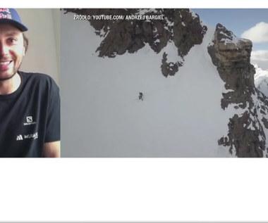Andrzej Bargiel przed wyprawą na Yawash Sar II (POLSAT SPORT). Wideo