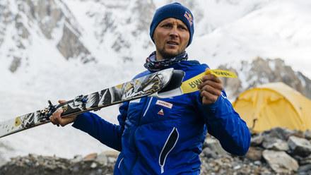 Andrzej Bargiel zjeżdża z K2 na nartach! Nikt wcześniej tego nie dokonał